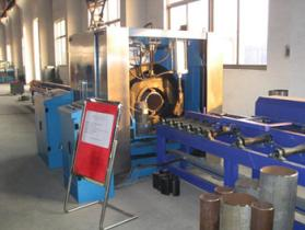 Fixed-Type Highly-Efficient Pipe Cutting And Beveling Machine