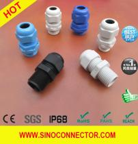 Nylon Cable Gland, Polyamide Cable Gland, Plastic Cable Gland, Liquid Tight Cable Gland