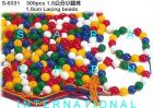 Lacing Beads