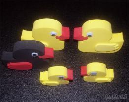 小黃鴨玩具