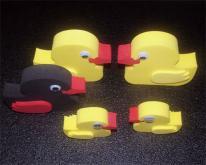 小黄鸭玩具
