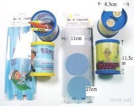 各式DIY筆筒、存錢筒和尺