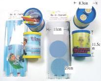 各式DIY笔筒、存钱筒和尺