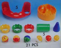 益智玩具配件