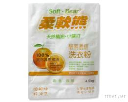 4.5kg天然橘油酵素濃縮洗衣粉