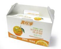 (礼盒装)4.5Kg天然橘油酵素浓缩洗衣粉