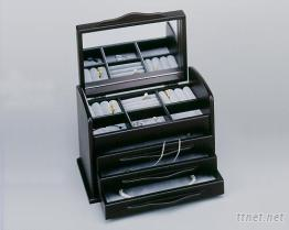三抽珠宝盒