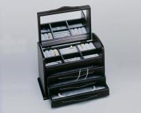 三抽珠寶盒