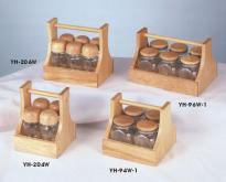 手提木製調味組