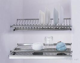 S-71A 不鏽鋼餐盤架