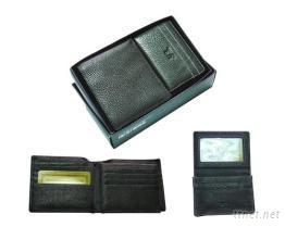 皮夾組禮盒