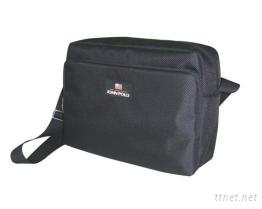 筆電側背包