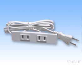 日規酒櫃插座 延長線插座 電源線插座 壁座 插座 唯力電業專業生產