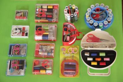 各式针线盒组