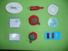 縫紉線修補工具