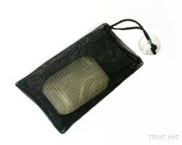 竹炭香皂袋