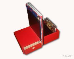 書檔/CD架/置物盒