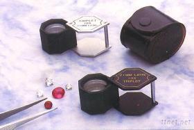 珠寶鑑定用六角放大器