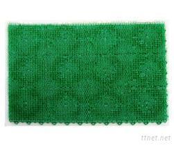 短草門墊-人工草皮