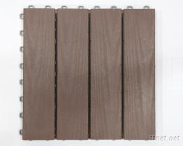 仿木紋組合地墊