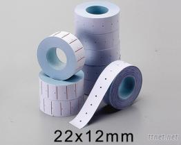 22 x 12 mm 標價紙