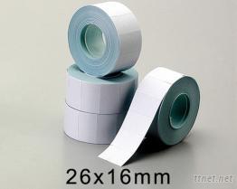 26 x 16 mm 標價紙