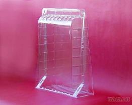 直立式三折盒, 包装材料