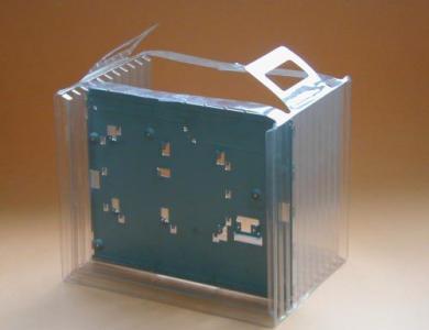 LCD背板 提籃式包裝盒