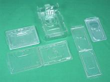 對折盒 PET 抗靜電真空成型