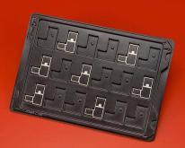PS電子零件工作盤, Tray盤