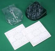 PVC 抗靜電真空成型 展示架