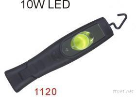 10W交、直流充電式 LED工作燈(HL-1120)