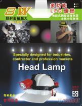 8W工程LED頭燈