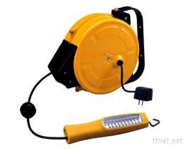 自動收線LED工作燈(HL-8377/HL-8577)