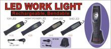 交、直流充电式 LED工作灯
