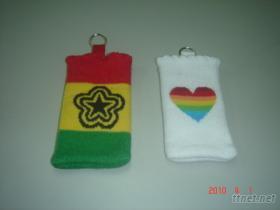 襪製手機套