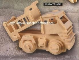 3D拚圖-交通工具(泡棉材質)