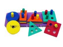 益智教育玩具-形狀分類, 幼兒教具
