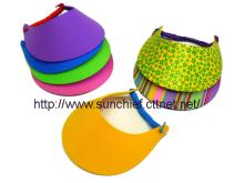 EVA泡綿遮陽帽, 簡易遮陽帽