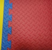 鐵板紋泡綿柔道墊, 體操墊, 瑜伽墊