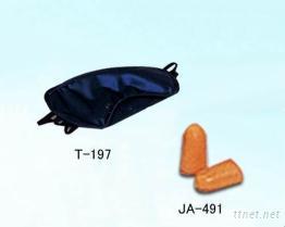 眼罩 / 耳塞-T-197, JA-491