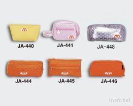 化妝包-JA-440, JA-441, JA-448, JA-444, JA-445, JA-446