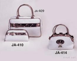 手提包, 化妝包-JA-409, JA-410, JA-414