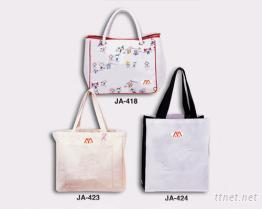 环保袋, 手提袋-JA-418, JA-423, JA-424