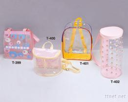PVC背袋 -T-399, T-400, T-401, T-402
