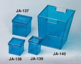 PVC置物盒-JA-137, JA-138, JA-139, JA-140