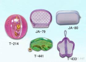 PVC袋 -T-214, JA-79, JA-80, T-441, T-433