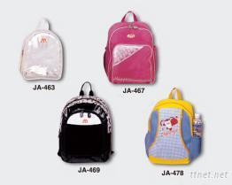 兒童背包-JA-463, JA-467, JA-469, JA-478
