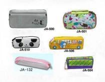 筆袋-JA-500, JA-501, JA-510, JA-506, JA-132, JA-504
