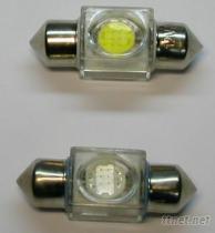双尖 1W高亮度LED